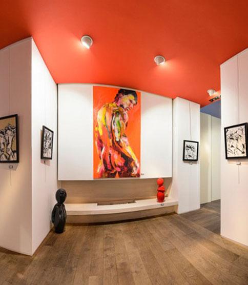 Choisir la bonne galerie d'art