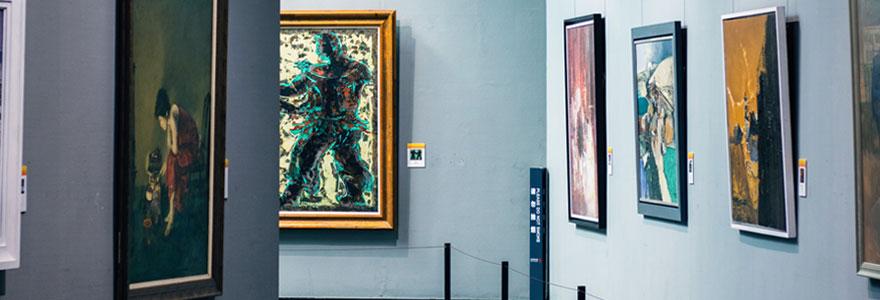 Le transport d'une œuvre d'art